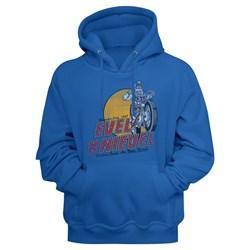 Evel Knievel - Mens Logo 2 Hoodie
