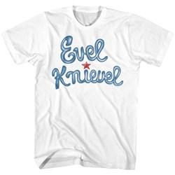 Evel Knievel - Mens Evelknievel T-Shirt