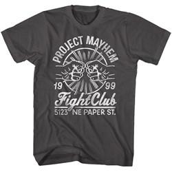 Fight Club - Mens Fist Bump T-Shirt