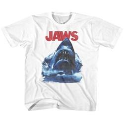 Jaws - Unisex-Child Bad Waves T-Shirt