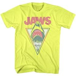 Jaws - Mens Neon Jaws T-Shirt