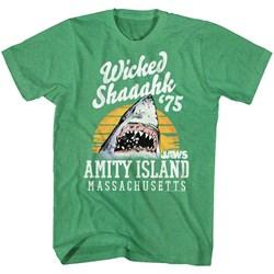 Jaws - Mens Wicked Shaaahk T-Shirt