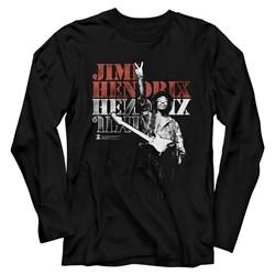 Jimi Hendrix - Mens Jimipeace T-Shirt