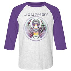 Journey - Mens Journey Baseball Tee
