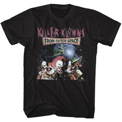 Killer Klowns - Mens Klowns In Space T-Shirt