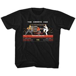 Karate Kid - Unisex-Baby Fight 2 T-Shirt