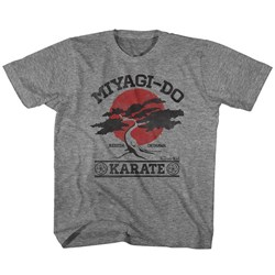 Karate Kid - Unisex-Baby Miyagi Do It Again T-Shirt