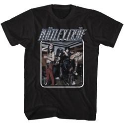 Motley Crue - Mens Uncrued T-Shirt