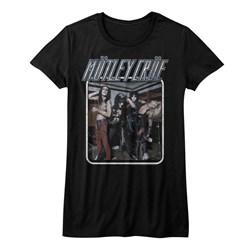 Motley Crue - Girls Uncrued T-Shirt