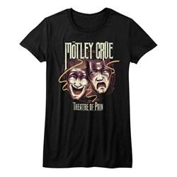Motley Crue - Girls Theatre Of Pain T-Shirt