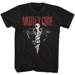 Motley Crue - Mens Dr Feel Good T-Shirt