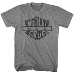 Motley Crue - Mens Mc Sign T-Shirt