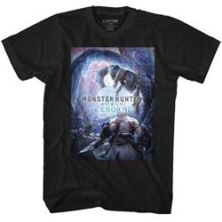 Monster Hunter - Mens Iceborn Keyart T-Shirt