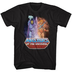 Masters Of The Universe - Mens Lightning T-Shirt