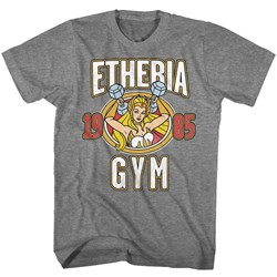 Masters Of The Universe - Mens Etheria Gym T-Shirt