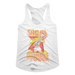 Masters Of The Universe - Womens She Ra Racerback Top