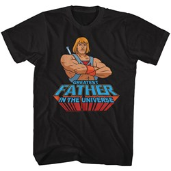 Masters Of The Universe - Mens Greatest Dad T-Shirt