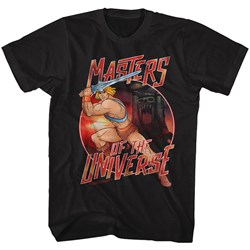 Masters Of The Universe - Mens Metal Of The Universe T-Shirt