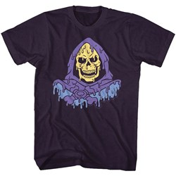 Masters Of The Universe - Mens Melty Skeletor T-Shirt