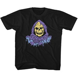 Masters Of The Universe - Unisex-Baby Melty Skeletor T-Shirt