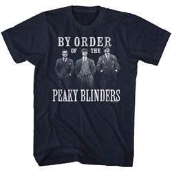 Peaky Blinders - Mens Family T-Shirt