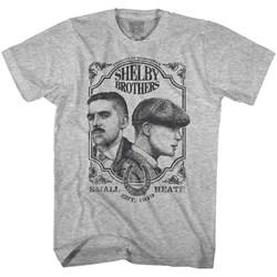 Peaky Blinders - Mens Shelby Bros T-Shirt