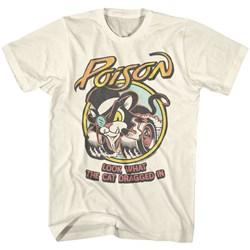 Poison - Mens Lwtcdi T-Shirt