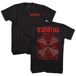 Resident Evil - Mens Release T-Shirt