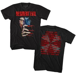 Resident Evil - Mens Release 2 T-Shirt