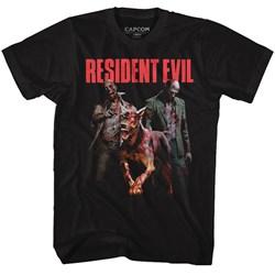 Resident Evil - Mens Monster Hits T-Shirt