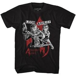 Resident Evil - Mens Reinvented T-Shirt