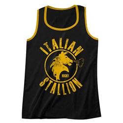 Rocky - Mens Italian Stallion Tank-Top
