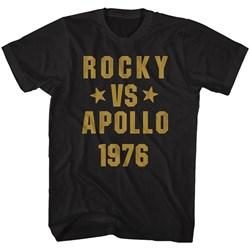 Rocky - Mens Rocky Vs Apollo T-Shirt
