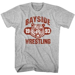 Saved By The Bell - Mens Bayside Wresting T-Shirt