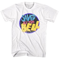 Saved By The Bell - Mens Sbtb Logo T-Shirt
