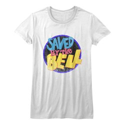 Saved By The Bell - Girls Sbtb Logo T-Shirt