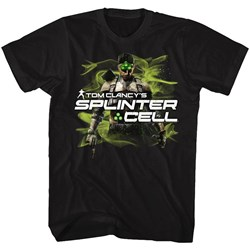 Splinter Cell - Mens Sam Fisher T-Shirt
