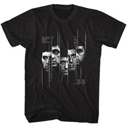 Scarface - Mens Sliced T-Shirt