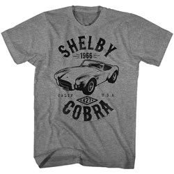 Carroll Shelby - Mens Shelbycobra T-Shirt