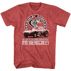 Carroll Shelby - Mens Dragonsnake T-Shirt