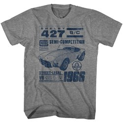Carroll Shelby - Mens Shelby 427 T-Shirt