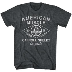 Carroll Shelby - Mens Shelby Originals T-Shirt