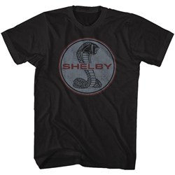 Carroll Shelby - Mens Shelby Snake T-Shirt