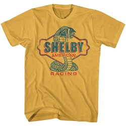 Carroll Shelby - Mens Old Sign Style T-Shirt
