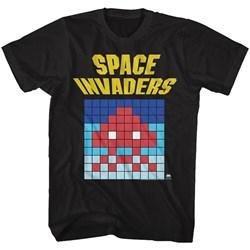 Space Invaders - Mens Big Ol Pixels T-Shirt