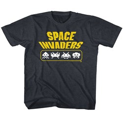 Space Invaders - Unisex-Child Space Invaders T-Shirt