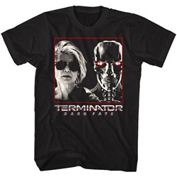 Terminator Dark Fate - Mens Sarah & Rev9 T-Shirt
