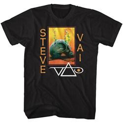 Steve Vai - Mens Flowerskull T-Shirt