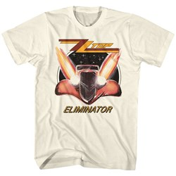 Zz Top - Mens Eliminator T-Shirt