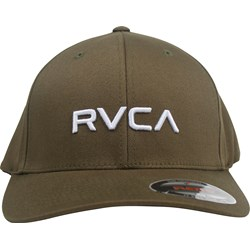 RVCA - Mens Flex Fit Hat